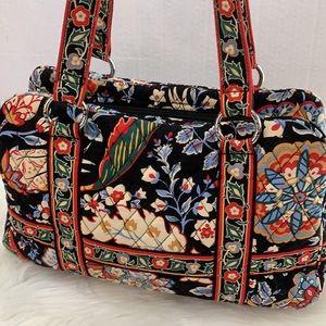 Vera Bradley Versailles shoulder bag tote satchel